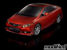 2012 honda civic si wows at sema show genuine accessories