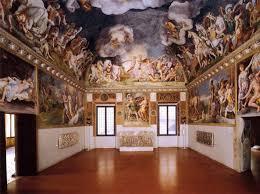 soffitti dipinti palazzo ducale riapre corte nuova recuperati dipinti e soffitti