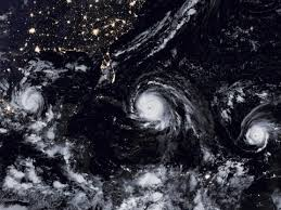 Could Have Been Me Five Blind Boys Why There Have Been So Many Hurricanes In 2017 Business Insider