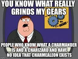 Charmander Meme - peter griffin news meme imgflip