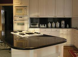 Granite Countertops And Cabinet Combinations Kitchen Cabinet Colors That Go Well With Black Granite Countertops