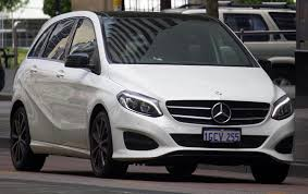 mercedes benz silver lightning mercedes benz b class wikipedia