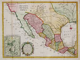 Map Of Old Mexico by Antiquemaps Fair Map View Rare Old Antique Map Mexico