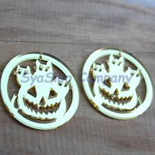 halloween earrings compare prices on acrylic mirror earrings online shopping buy low