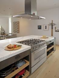 31 smart kitchen islands with built in appliances digsdigs for
