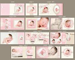 baby photo album 23 images of for newborn photoshop template infovia net