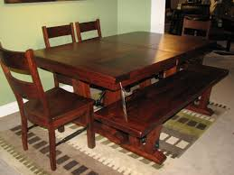 dining room table and bench kalamazoo dining room furniture dining room sets dinner chair