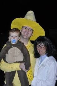 Curious George Halloween Costumes Diy Bee Costume Adorable Minute Costumes U003cbr U003e