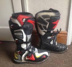 size 8 motocross boots motocross mx4 diadora red boots size posot class