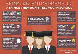 7 things nobody tells you about being an entrepreneur