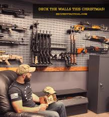 is your armory room ready for the holidays let secureit help you