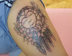 cute dream catcher tattoos and more dreamcatcher tattoo designs