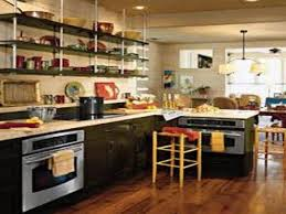 Kitchen Without Upper Cabinets by No Kitchen Cabinet Doors Kitchen