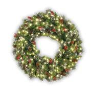 battery lighted wreaths