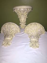 wall sconce candelabra 3 candle home interior vintage ebay sconce home interiors sconces cups home interiors apple sconces