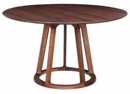 mid century modern round dining table top 6 round walnut dining tables in mid century modern style cute