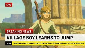 Link Meme - best the legend of zelda breath of the wild memes