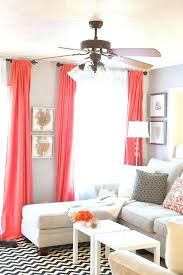 Bedroom With Grey Curtains Decor Coral And Grey Living Room Colors Gray Coral Bedroom Cool Coral