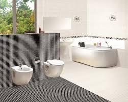 black and white bathroom tile designs black and white bathroom tile beautiful black and white octagon