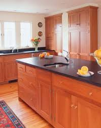 cherry wood kitchen ideas 25 beautiful shaker cabinets kitchen ideas for cozy kitchen