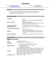 Sample Resume For Preschool Teacher Resume Headline For Fresher Mca Resume For Your Job Application