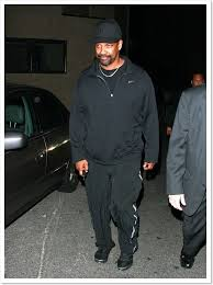 all black casual denzel washington in all black casual wear thegloss