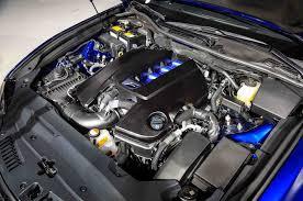lexus v10 engine 2016 lexus gs f first look motor trend