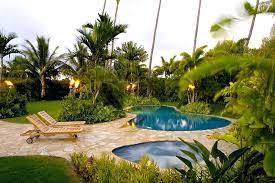 Small Tropical Garden Ideas Tropical Landscaping Ideas For Small Yards Modern Tropical Garden