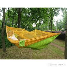 Travel Mosquito Net For Bed Homasy Outdoors Portable Single Person Mosquito Net Hammock