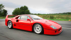 how many f40 are left f40