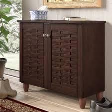Jenlea Shoe Storage Cabinet Jenlea Shoe Storage Cabinet Wayfair
