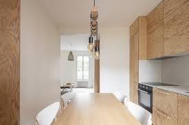 light wood kitchen cabinets with wood floors best 60 modern kitchen light hardwood floors design photos