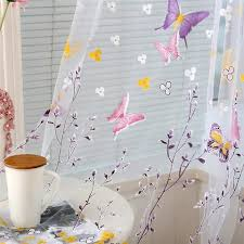 Purple Butterfly Curtains Butterfly Curtains Helping Animals At Risk