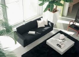mousse polyur hane canap canapé contemporain en tissu 2 places blanc by