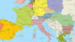map of eurup map of europe with cities map of united states with important