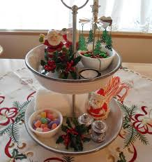 Christmas Table Centerpiece by Happier Than A Pig In Mud Saturday Snippet Christmas Table