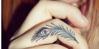 tattoos in hand 58 best finger tattoos collection