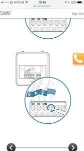 tado smart thermostat installation and setup u2013 geek blog of randomness