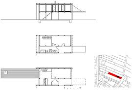 narrow lot plans narrow lot house in the garden small houses
