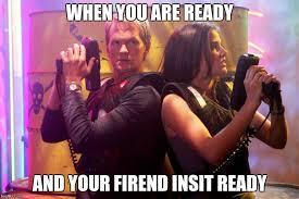 Lazer Tag Meme - barney stinson laser tag memes imgflip