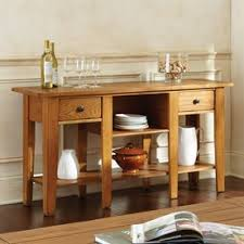 oak sofa tables shop console tables at lowes com