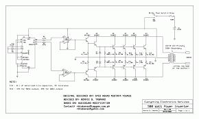 ac inverter wiring diagram wiring diagrams