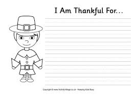 i am thankful for worksheets for thanksgiving happy thanksgiving