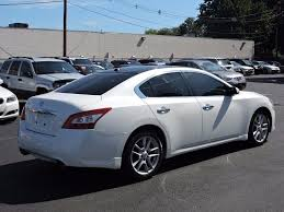 nissan maxima insurance rates used 2009 nissan maxima 3 5 sv wpremium pkg at auto house usa saugus