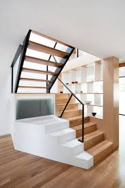 Duplex Stairs Design Model Staircase Amazing Duplex Penthouse In China By Kokaistudios