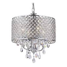 Crystal Drops For Chandeliers Contemporary Chandeliers Houzz