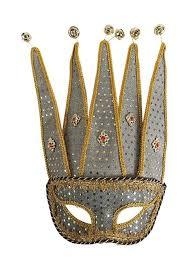 jester mask silver jester mask ishka