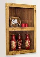 free corner shelves plan woodworking plans and information at