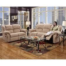 Microfiber Sofa And Loveseat Luna Chocolate Microfiber Sofa And Loveseat Set 6565 Simmons