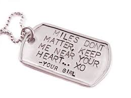 Personalized Dog Tag Necklaces Personalized Dog Tag Necklace Gift For Him By Stampressions
